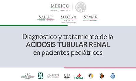 ATR. Acidosis Tubular Renal